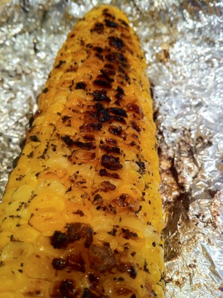 Grilled Corn — Guest Post by Todd