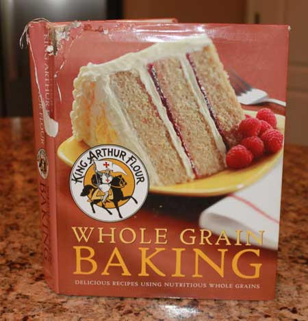 King Arthur Whole Grain Baking Book