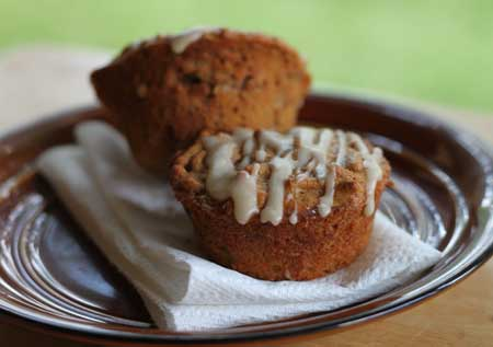 Maple Bran Muffins — Small Batch