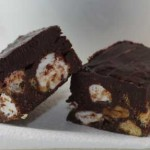 Rocky Road Graham Squares