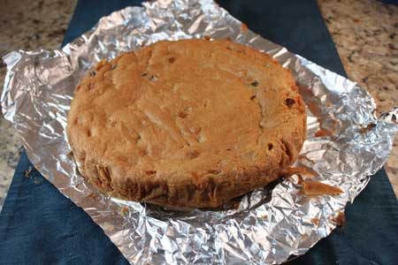 Cookie Baked in a Skillet