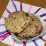 German Chocolate Cookie