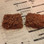 No-Bake Grape Nuts Peanut Butter Bars