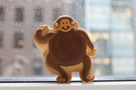 Monkey Cookie