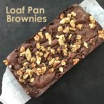 Loaf Pan Brownies