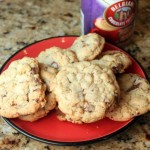 Toffee Chunk Cookies