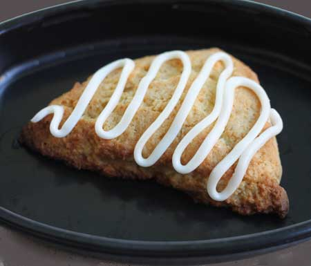 Caramel Bliss Scones