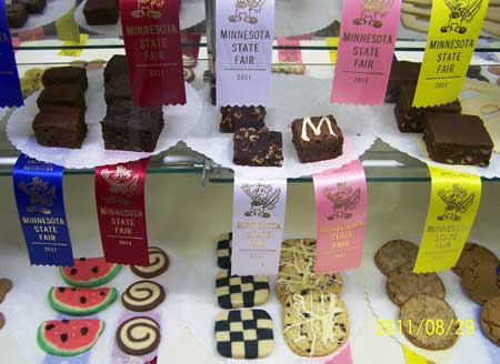 Minnesota State Fair Ribbons