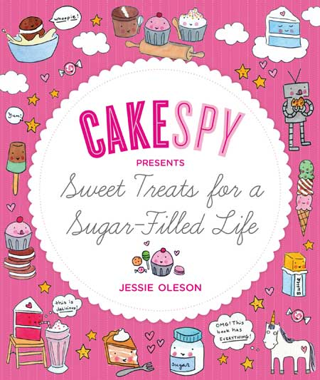 CakeSpy Book