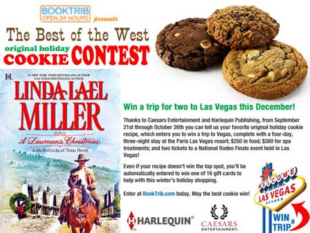 Best of the West Original Holiday Cookie Contest
