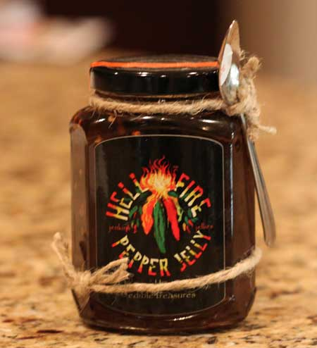 Jenkins Hell Fire Pepper Jelly