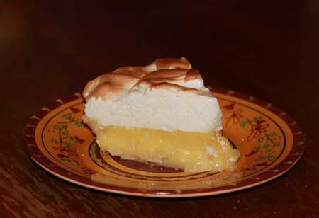 Super Lemon Meringue Pie