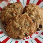 Bonnie's Oatmeal Peanut  Butter Cookies