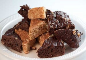 saucepan brownies