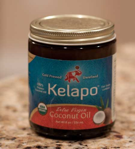 Kelapo Coconut Oil