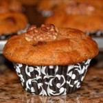 Chocolate Chip Maple Muffins