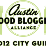 Austin Food Bloggers' Alliance City Guide