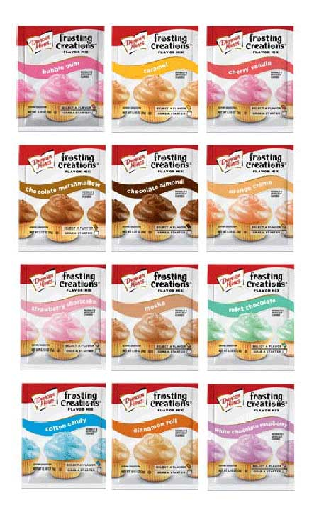 Duncan Hines Frosting Creations Giveaway!