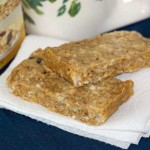 sweet and salty peanut butter bars