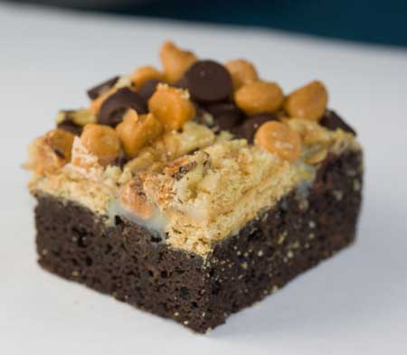 Magic Cookie Bar Brownies