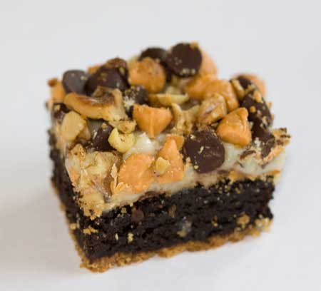 magic cookie bar brownies 1