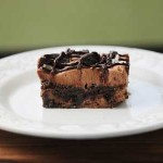 malted milk brownie