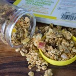 Tropical Granola for Gift Giving