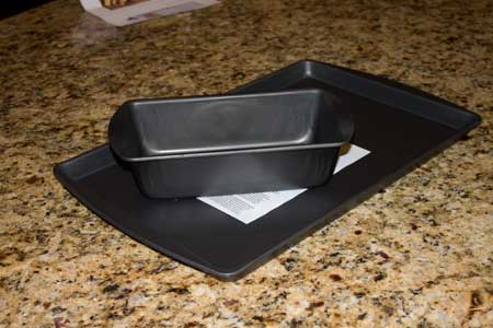 ProBake Loaf Pan and Cookie Sheet