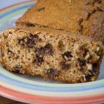 Chocolate Chip Apple Bread