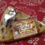 Sticky Toffee Cheese