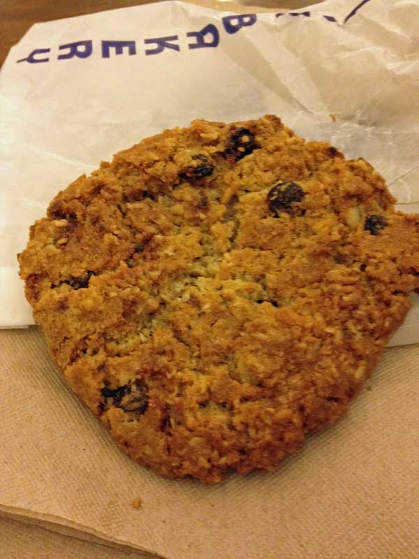 City Bakery Oatmeal Cookie