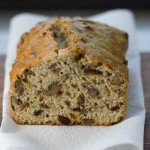 Toasted Pecan Date Bread