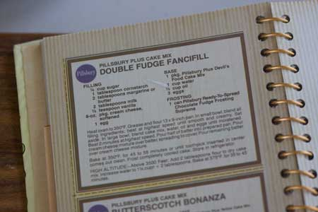 Double Fudge Fancifill Recipe