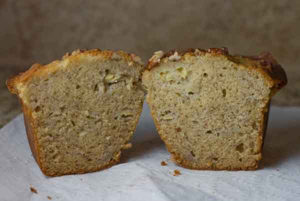 Costa Rican Banana Bread