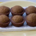 Ginger Mini Muffins