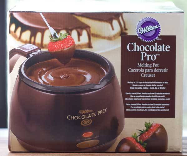 Wilton Pro Chocolate Melting Pot