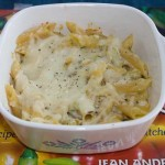 baked hatch penne