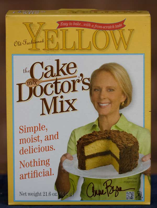 The Cake Mix Doctor Returns! : With 160 All-New Recipes by Anne Byrn (2009, Pape