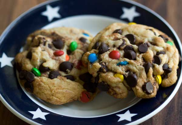 saucepan chocolate chip cookies