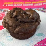 Wild Tree Avocado Chocolate Muffin