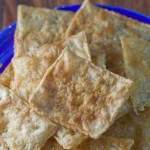 Saltine Souffle Crackers