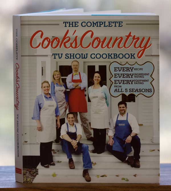 Cook's Country Complete Cookbook