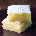 Divine Lemon Bars
