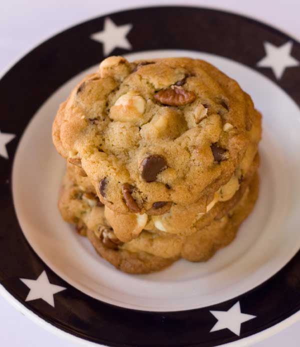 Michelle Obama's cookie recipe adapted from Family Circle and corrected