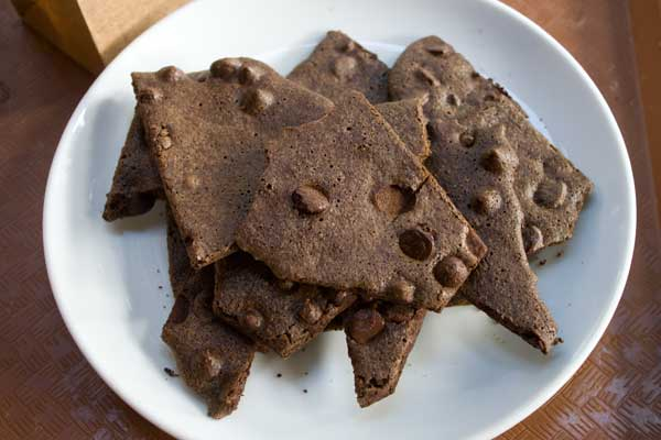 Brownie Bark
