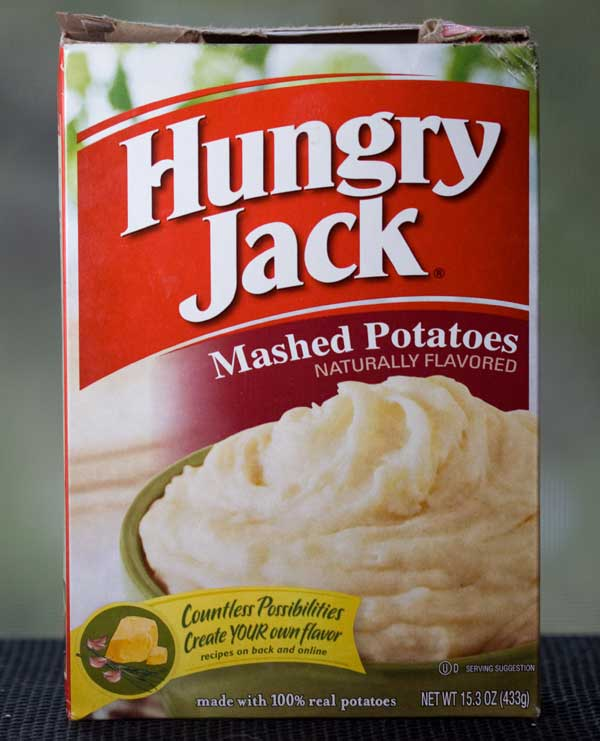 Hungry Jack Potato Flakes
