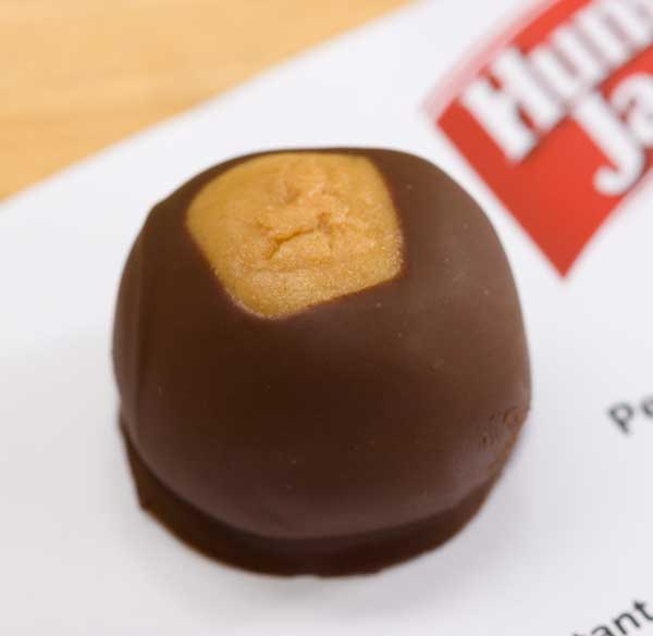 Hungry Jack Potato Flake Buckeyes
