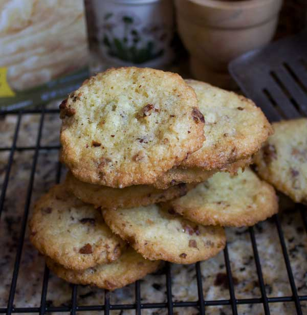 Crispy Potato Flake Cookies