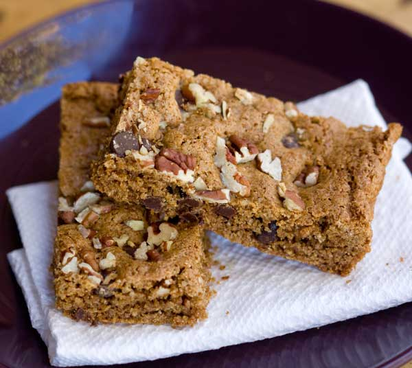 All-Bran Chocolate Chip Bars