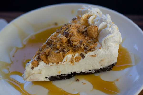 brownie bottom ice cream pie